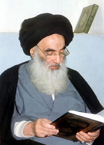 Ayatollah Sistani's verdict is that it is not permissible to purchase products that support Israel.