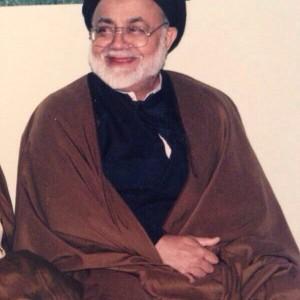 The late Mawlana Sayyid Shamim Al-Sibtain Rizvi