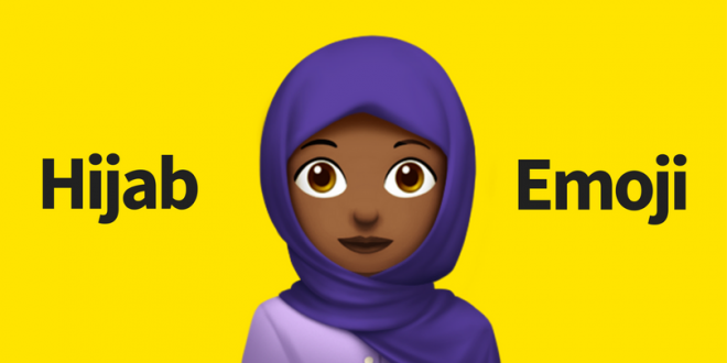 Hijab Emoji to appear on Apple Devices!