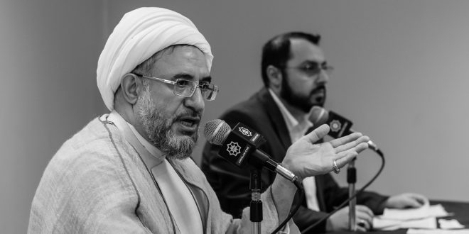 AIM hosts seminar with Ayatollah Mohsen Araki