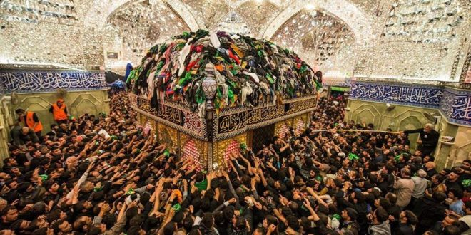 Pilgrimage To Karbala Commemorating A Past Sacrifice And Preparing