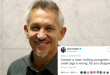 Gary Lineker hounded on Twitter for sharing a video of caged Palestinian children