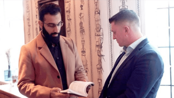 Who Needs Enemies When the Ummah Has Friends Like Muhammad Tawhidi?