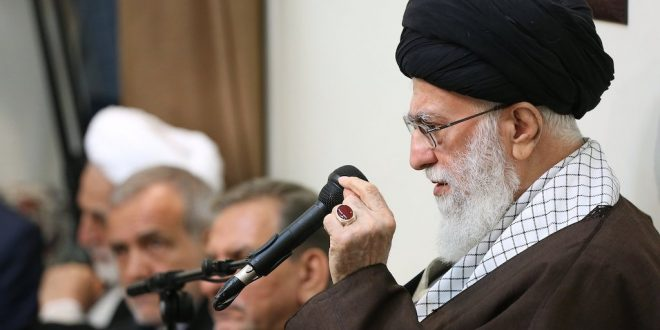 Ayatollah Khamenei: Invading users' privacy on social media is forbidden
