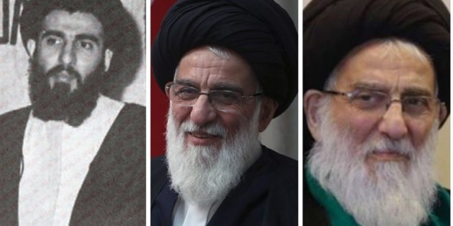 Who was Ayatollah Hashemi Shahroudi?