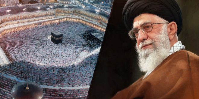 Message of the Leader of the Islamic Revolution to the great Hajj congregation