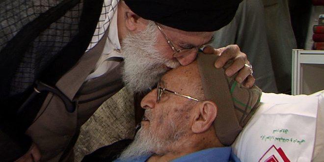 Ayatollah Hasanzadeh Amoli returns to his Lord